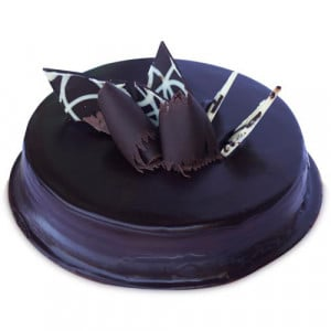 Five Star - Truffle Cake 1 Kg - Birthday Cakes Online