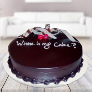 Chocolate Truffle Cake - Online Cake Delivery in Noida