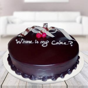 Chocolate Truffle Cake - Birthday Cakes for Her