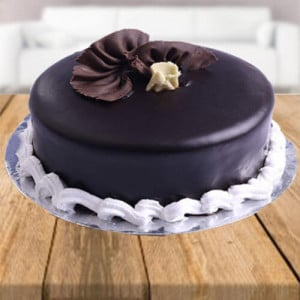 Chocolate Cake - Send Eggless Cakes Online