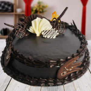 Sinful Chocolate Cake - Birthday Cake Delivery in Noida