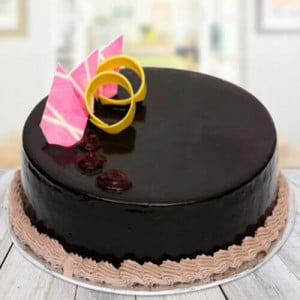 Choco Valvette Cake - Send Black Forest Cakes Online