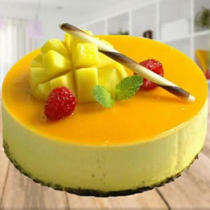 Cake For Mangoholic - Online Cake Delivery in Noida