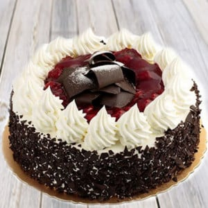 Rich & Sweet Blackforest Cake - Send Eggless Cakes Online