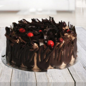 German Wild Forest Cake - Send Black Forest Cakes Online