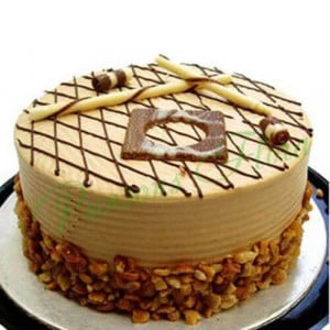 Coffee Cake - Online Cake Delivery In Dera Bassi
