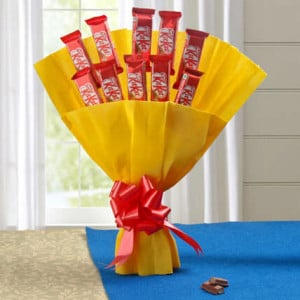 Choco Lover Delight - Online Christmas Gifts Flowers Cakes