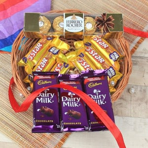 Chocolicious Symphony - Kiss Day Gifts Online