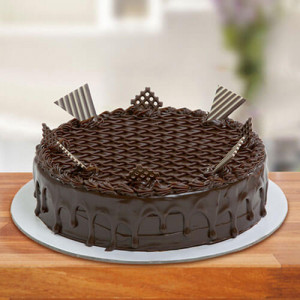 Special Chocolate Truffle Cake - Send Chocolate Truffle Cakes Online