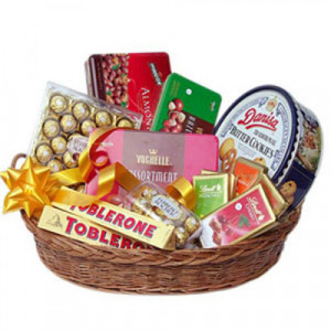 Assorted Chocolates - Personalized Gifts - Rakhi Gifts for Sister Onilne