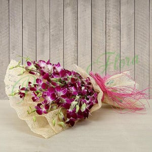 Welcoming Beauty - Send Diwali Flowers Online