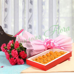 Brightness Display - Online Flowers Delivery In Kharar