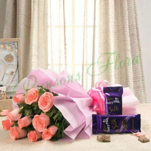 Cadbury Carnival - Online Flower Delivery in Gurgaon