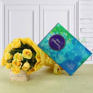 Celebration Time - Send Diwali Flowers Online