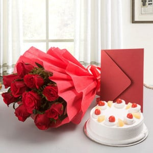 Corp Lgba - Send Mother's Day Cakes Online