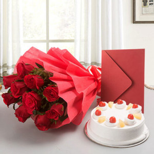 Corp Lgba - Flowers and Cake Online