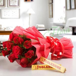 Delicious Gourmet - Online Flowers Delivery in Zirakpur