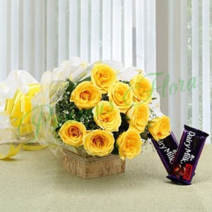 Floral Salute - Send Flowers and Chocolates Online