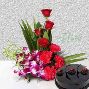 Inspiration Deluxe - online flowers delivery in dera bassi