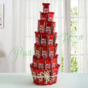 KitKat Love Express - Online Christmas Gifts Flowers Cakes