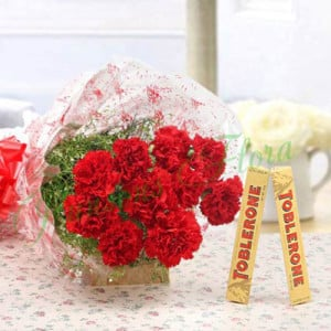 Love Blossom - online flowers delivery in dera bassi