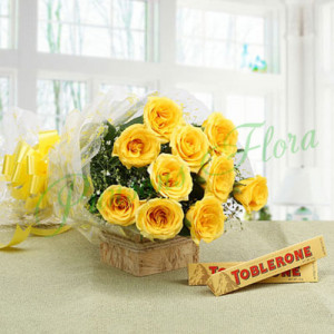 Mesmerising Love - Send Flowers and Chocolates Online