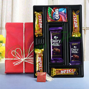 Pamper With Love - Send Rakhi Gifts Online