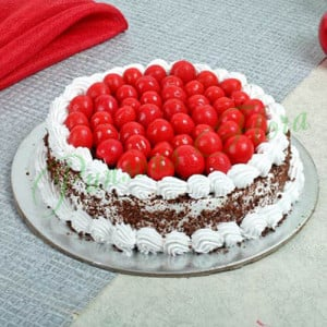 Special Blackforest Cake - Birthday Cakes for Her