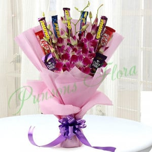 True Feelings - Send Flowers and Chocolates Online