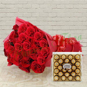Yummy N Roses - Valentine's Day Flowers and Chocolates