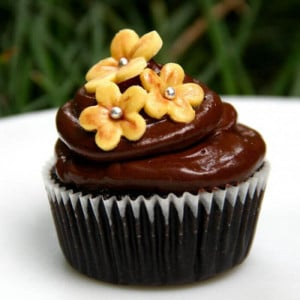 Chocolaty Top 6 Cup Cakes - Send Cup Cakes Online