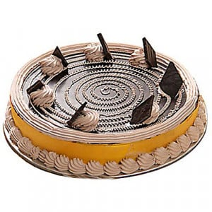 Chocolate Mousse Cake 1kg - Birthday Cake Online Delivery - Online Cake Delivery in India