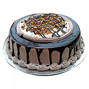 Chocolate Nova 1kg - Birthday Cake Online Delivery - Online Cake Delivery in India