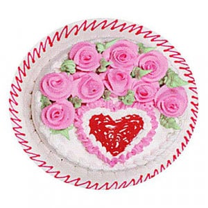 For My Sweet Heart - Birthday Cakes for Her