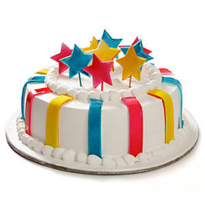 Celebration Cake 1kg - Birthday Cake Online Delivery - Online Cake Delivery in India