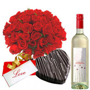 Heartful Sentiments - Same Day Delivery Gifts Online