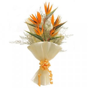 One Sided Bunch 5 Bop - Flower delivery in Bangalore online