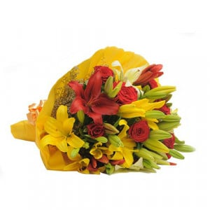 Mix Emotions - Send Mothers Day Flowers Online