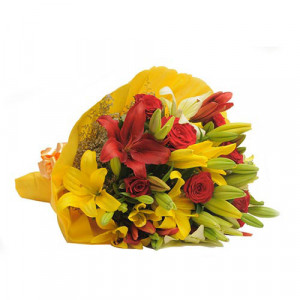Mix Emotions - Flower delivery in Bangalore online