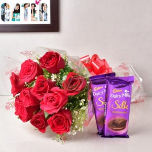 Affectionately Yours - Valentine's Day Flowers and Chocolates