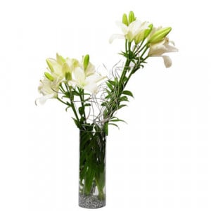 Sweet memories - Glass Vase Arrangements