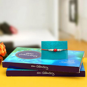 Double Celebrations - Send Rakhi Gifts Online