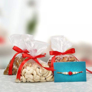Packed Goodness - Send Rakhi Gifts Online