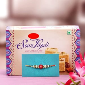 Spread Joy Hamper - Rakhi for Brother Online