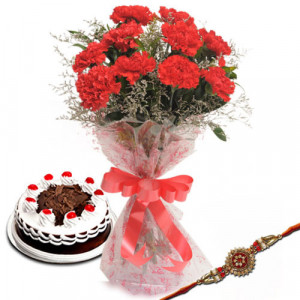 Rakhi Bring On The Cheer - Send Rakhi Gifts Online