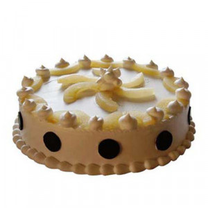 Pineapple Relish Cake 1kg - Birthday Cake Online Delivery - Send Pineapple Cakes Online