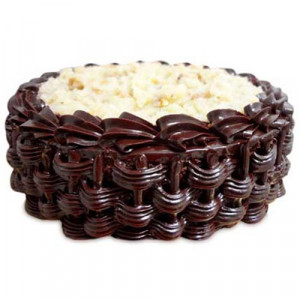 German Chocolate Cake 1kg - Birthday Cake Online Delivery - Chocolate Day Gifts