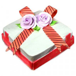 The Gift Of Love 1kg - Birthday Cake Online Delivery - Valentine Cakes Online
