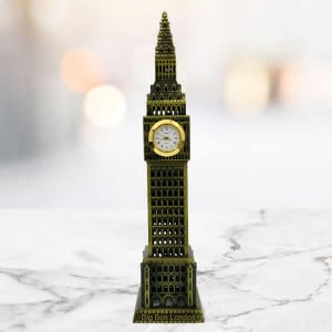 London's Big Ben Clock Tower - Pinjore