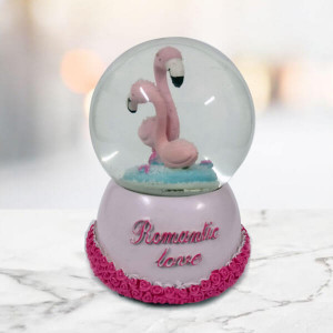 Swan Love Couple Showpiece - Send Gifts to Mohali